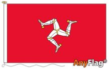 - ISLE OF MAN ANYFLAG RANGE - VARIOUS SIZES